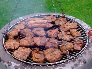 grill steaks